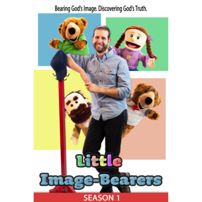 Little Image-Bearers is a faith-based children's show designed for children ages 2-10